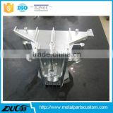 ISO9001-2008 certification & factory audit report complex high precision polished cnc aluminum robot parts
