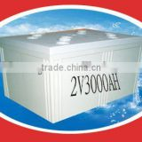 Lead crystal 2v 1000ah 2000ah 3000ah lead acid batteries