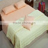 BOHEMIAN TRIBAL ETHNIC APPLIQUE WORK INDIAN BED SHEET BEDSPREAD TAPESTRY THROW