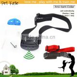 Automatically Beep and Vibration 7 Levels Dog Bark Control Collar