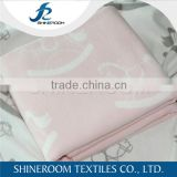 100% Cotton Widely Used Quality-Assured For Baby Receiver Blankets