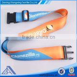 Hot Sale Adjustable Travel Suitcase Luggage Strap Sublimation Baggage Belt
