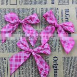 Wedding Scrapbooking Embellishment Crafts Factory Handmade Gift Packing Satin Ribbon Bow