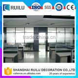 system modern best price factory direct sell new customized green certification divider office partition double glass wall