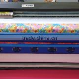 Flex Banner, Seamless Wall Paper Inkjet Printer, Eco-solvent, 3.2M/10.5ft/125Inch, Epson DX7 Print Head,7703L