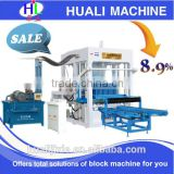 2015 hot products paver making machine qt4-15 interlocking paver making machine for sale
