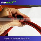 big diameter rubber hose sponge compound automobile durable silicone sealing strip