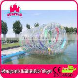 Sunpeak Inflatable Water Roller Ball,Inflatable Roller Water Toys,Inflatable Roller Water Sports Game