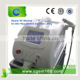 CG-RF500 professional RF natural anti wrinkle products for skin rejuvenation & skin care