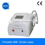 Permanent Woman body and face Hair removal laser 808nm diode , Diode laser beauty machine -DL-B1