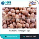 Big Size Round Shape Raw Peanuts Kernel with High Nutritive Value