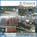 High concentration chrome spiral chute from China plant