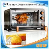 Hot Sale Commercial Food Beverage Machinery Bread Pizza Electric Convection Oven(whatsapp:0086 15039114052)