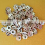 INQUIRY ABOUT Hot sales natural trocas shell custom shirt button