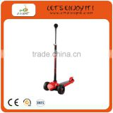 foot scooter black maxi kick scooter with best price