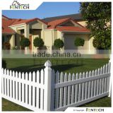 Fentech High Quality Widely Used Plasitic/PVC/Vinyl Portable Fence, Portable fence panels garden fence