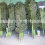 fake palm leaf outdoor use UV-proof factory Artificial olive branch