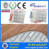 150W/M2 Electric Heating Cable Mat For Heating Systems Indoor Heating And Outdoor Heating