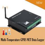 Multi-Temperature GPRS NET Data Logger