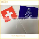 custom hot sale promotion flag chain
