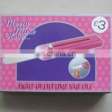 LED Light Nail File