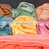 color rayon pashmina shawl