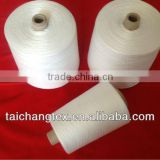 100 polyester sewing thread optical white 100% linen yarn