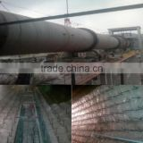 chemical industry use calcine equipment with hematite rotary kiln / limonite rotary kiln / zinc oxide rotary kiln