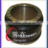 hot sale semi trailer brake drum for truck