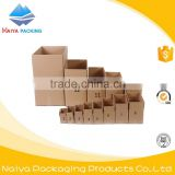 New style Colorful Customized Square Corrugated shipping box