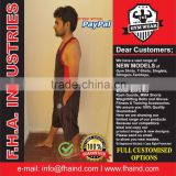 Men's Gym Shorts Bodybuilding Fitness Cross Fit pants Custom Sweat Short Men's Bottom / Brief by FHA INDUSTRIES PAKISTAN