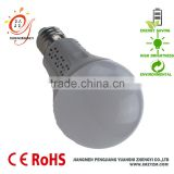 2016 new style aluminum cell 80*H140mm e27 super brigh led lights bulbs 12w for European and American market