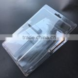 Clear pvc Plastic Clamshells Packaging