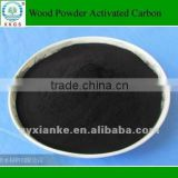 Color removal wood powder Activated Carbon for sale