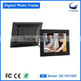 Shenzhen 10 inch digital photo frame manufacturer BE1001MR