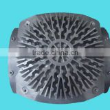 aluminum/zinc alloy heat sink
