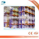 2016 High Quality Warehouse Rack storage drive-in pallet racking China factory professional manufacturer