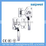 SAIP/SAIPWELL 2014 Promotional New Style Use-Widely Up Portable Car Handle Lock