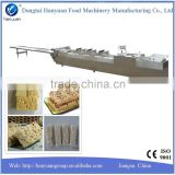 Automatic rice cake machine production line/rice cracker production line with CE certificate
