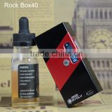 Original evolv temperature control 40 mod with 3s Li-po 11.1v 900mAh battery kaluos evolv rock box mod