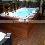 outdoor pool 4m Mini fiberglass swimming pool