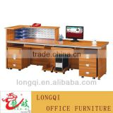 Hot sale high quality office furniture reception desk