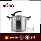 eco-friendly,AMERICAN popular high quality Stainless Steel saucepan stock pot