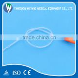Closed medical mucus suction catheter tube
