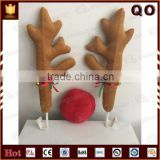 Top Quality Christmas Plush Reindeer Car Antlers