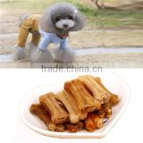 Wholesale Price 2015 Natrual 10Pcs/lot Chews Snack Food Treats Dogs Bones For Pet Dog Supplies