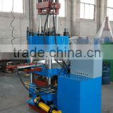 rubber o-rings machine/ rubber nipple injection press machine/compression molding machine price
