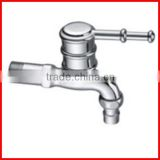 Bathroom faucets accessories brass bamboo shape laundry tub wash tap T9206A