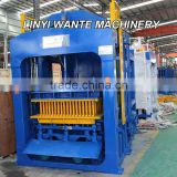 WANTE QT10-15 automatic concrete block machine block maker machine                                                                                                         Supplier's Choice