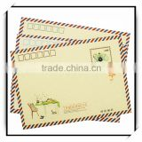 factory custom paper coin envelope with low cost